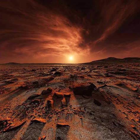你敢冒險嗎?首批火星乘客要有「犧牲準備」