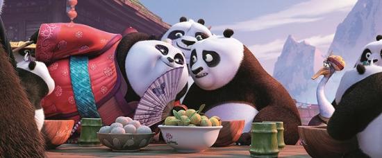 《功夫熊貓3》的3大賣點