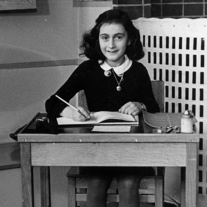 問世75週年!13歲女孩筆下的《安妮日記》震撼世界