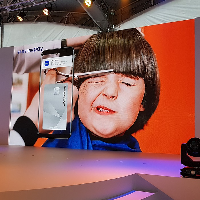 Samsung Pay 強勢登台!秒懂用三星手機付錢的3個重點