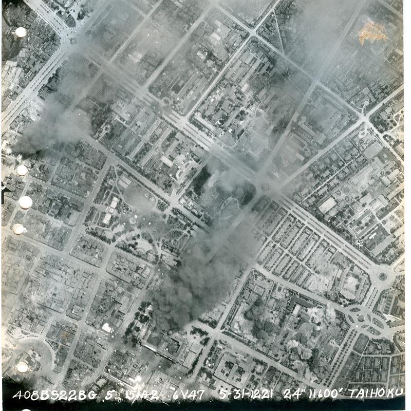 台灣血淚史!72年前這場「不間斷轟炸」 3000人喪命萬人無家可歸