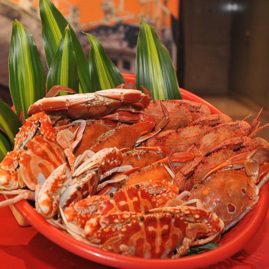 大啖「螃蟹」的季節來啦!吃公的吃母的有學問
